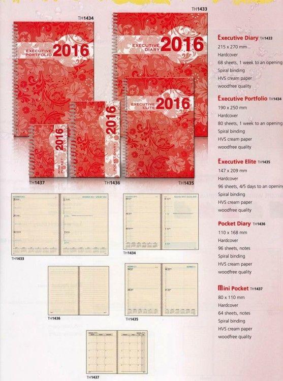 Agenda TH Diary 2016 -12