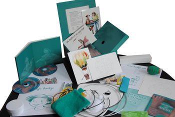 Rouwen: idee - 'Een doosje vol troost' CEGO
