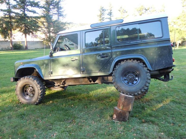 Defender 300tdi unfinished project no rust