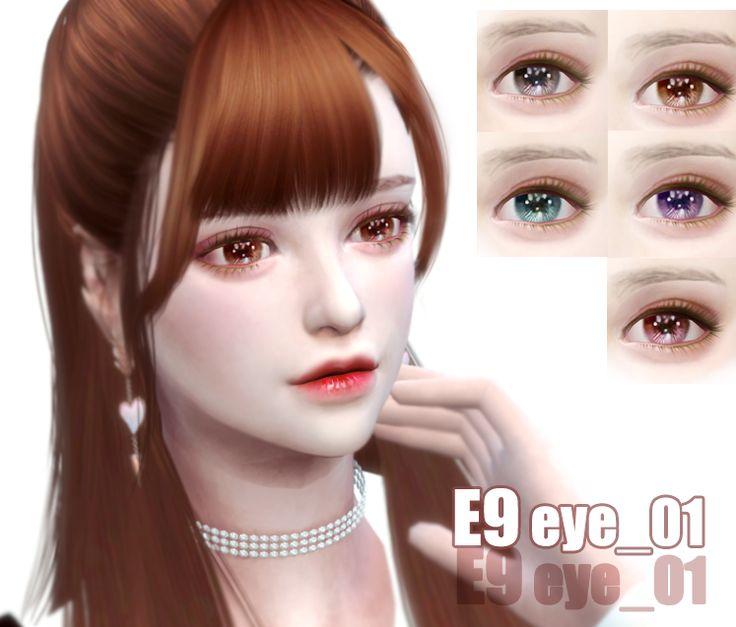 25 Best Sims 4 Eyes Images On Pinterest Eyes Make Up