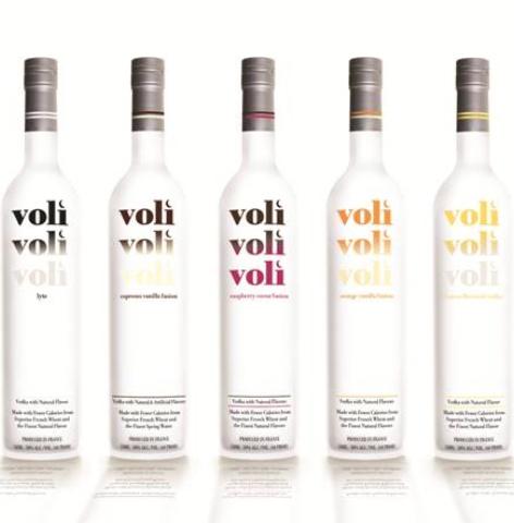 New Low-Calorie Vodka