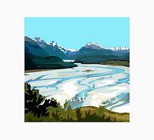 Dart River, Glenorchy by Ira Mitchell-Kirk T-Shirt