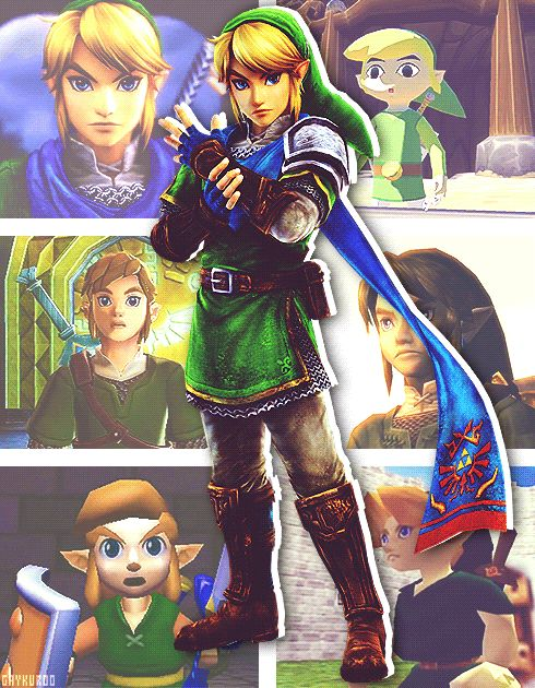 Link | The Hero of Time and the Legend of Zelda