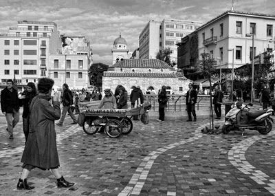 once upon a time in Monastiraki, Athens