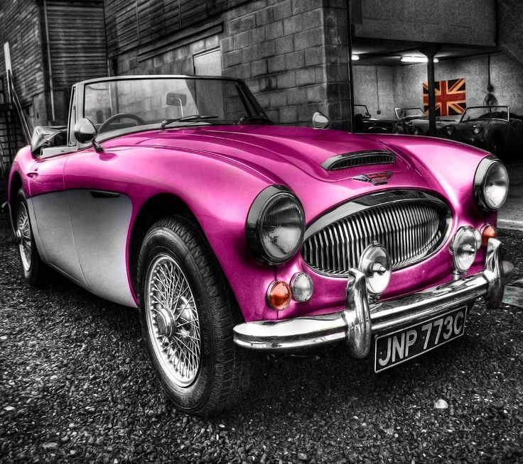 Download Pink Car Wallpaper By Venus C6 Free On Zedge Now