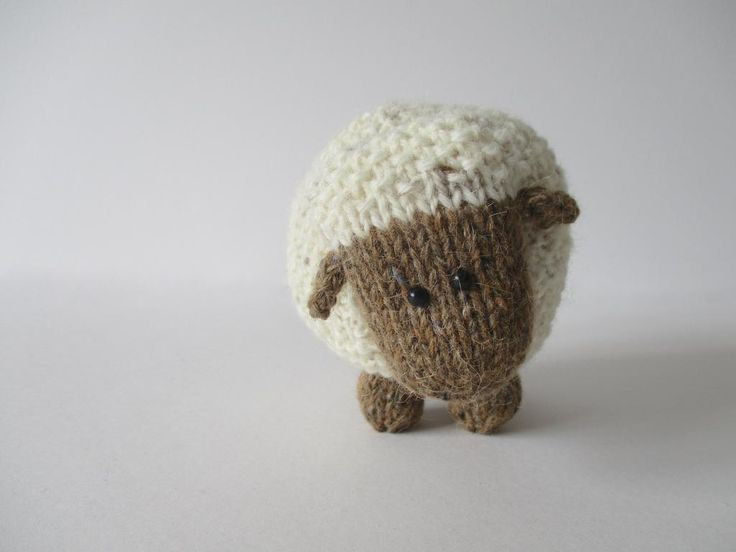 Moss the Sheep pattern from @LoveKnitting http://www.loveknitting.com/moss-the-sheep