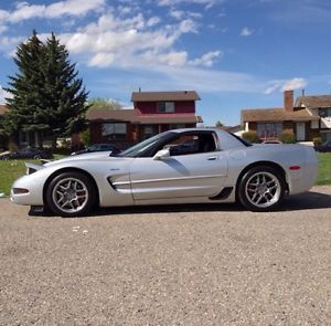 2002 Corvette Z06 Supercharged Calgary Alberta image 1