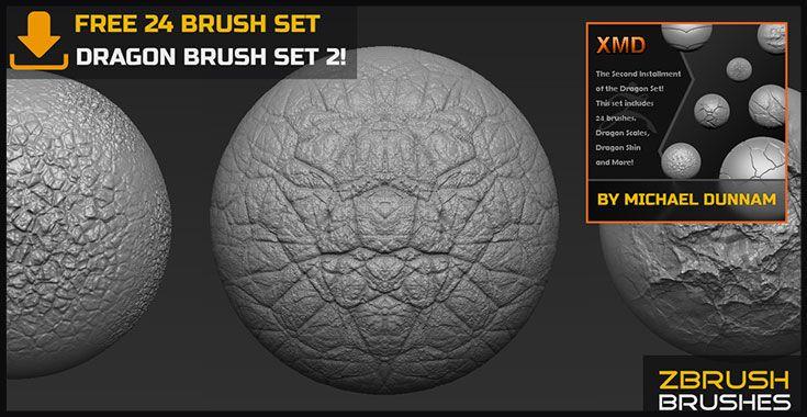 how to make own brush zbrush
