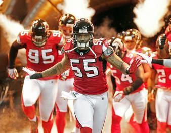 Atlanta Falcons, y'all.