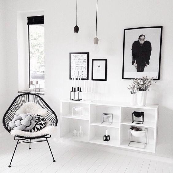 Frisches Weiß ist ein wahres Kombinationstalent. So einfach bringt ihr damit helle Akzente in eure vier Wände.: