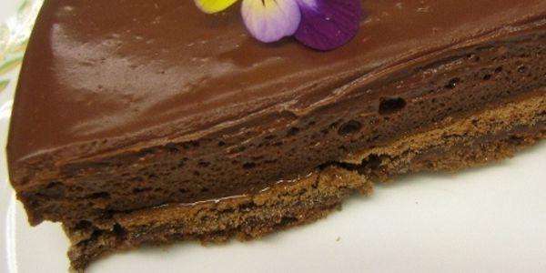 Bolo mousse de chocolate pecaminoso   SAPO Lifestyle