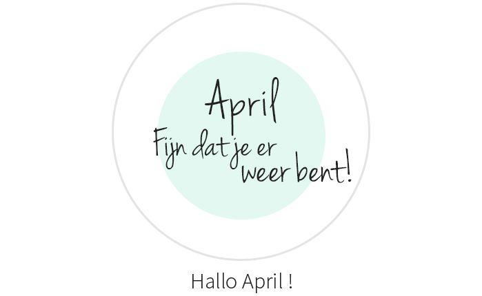 Hallo April!