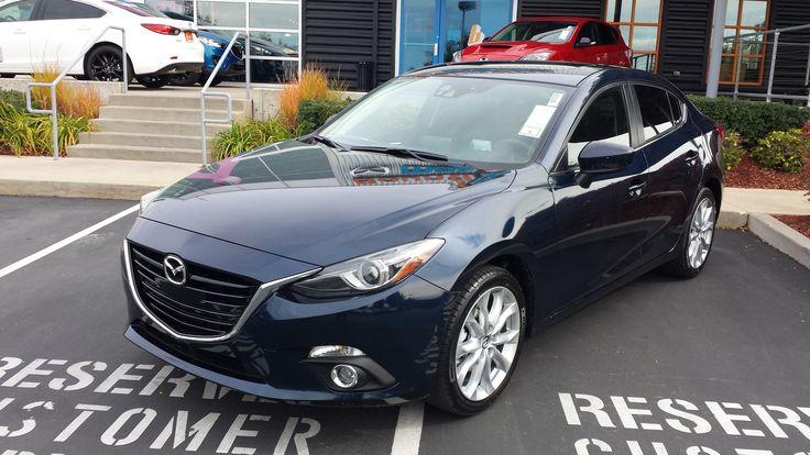 2014 #Mazda 3 #sedan!