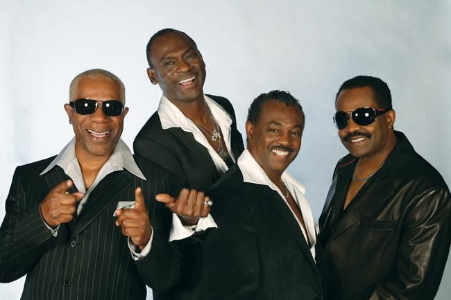 Kool & The Gang opening for Kid Rock at Blossom Music Center