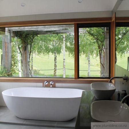 Belle 1800 Freestanding Bath - Baths - Bathroom