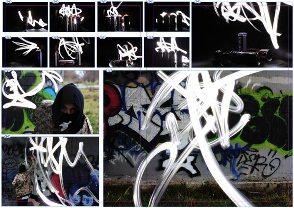 Edgy ncea photography - not mine - google images