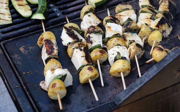 The very best barbecue recipes for hot summer days - Telegraph