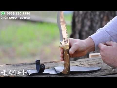 Av Bıçağı BD1052 - YouTube