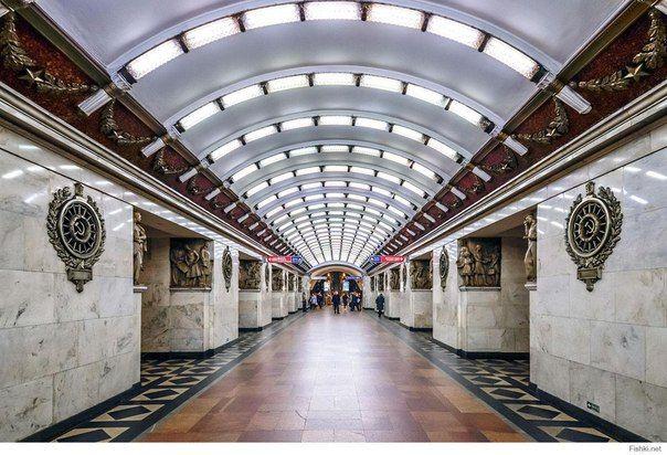 Петербургское метро — лучшее метро в мире