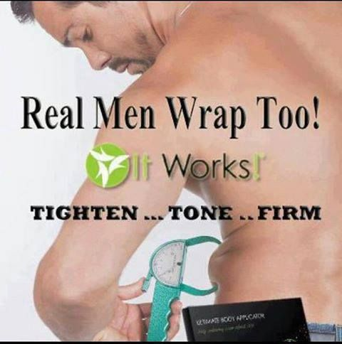 Men get your bodies in shape for summer!! tracypearson.myitworks.com