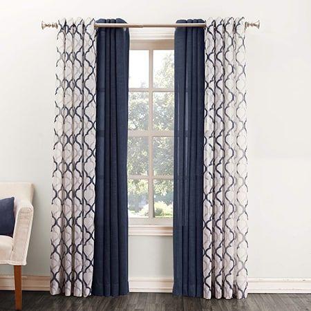 Decorating Windows: Creating Layered Window Treatments   Kohl's