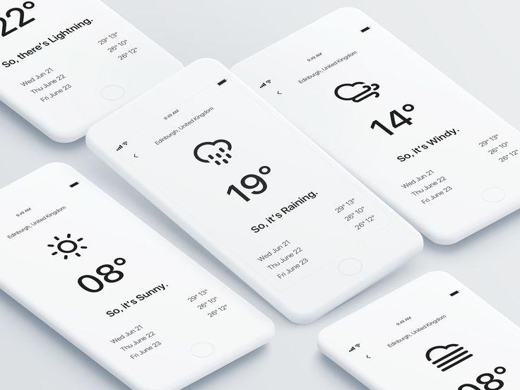 Mono Weather   Inspire Design