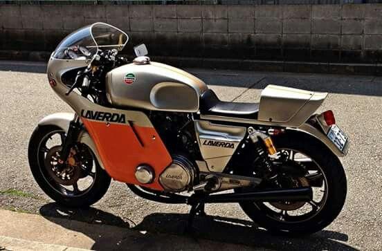 Laverda RGS Corsa 'Murayama Special'