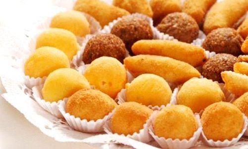 Salgadinhos fritos sem leite, sem soja, sem ovos e sem glúten | Alergia a leite