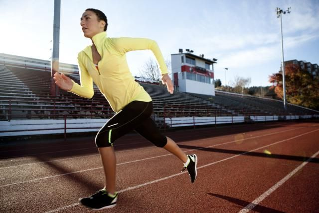 5 Track Workouts to Improve Your Speed and Finishing Kick