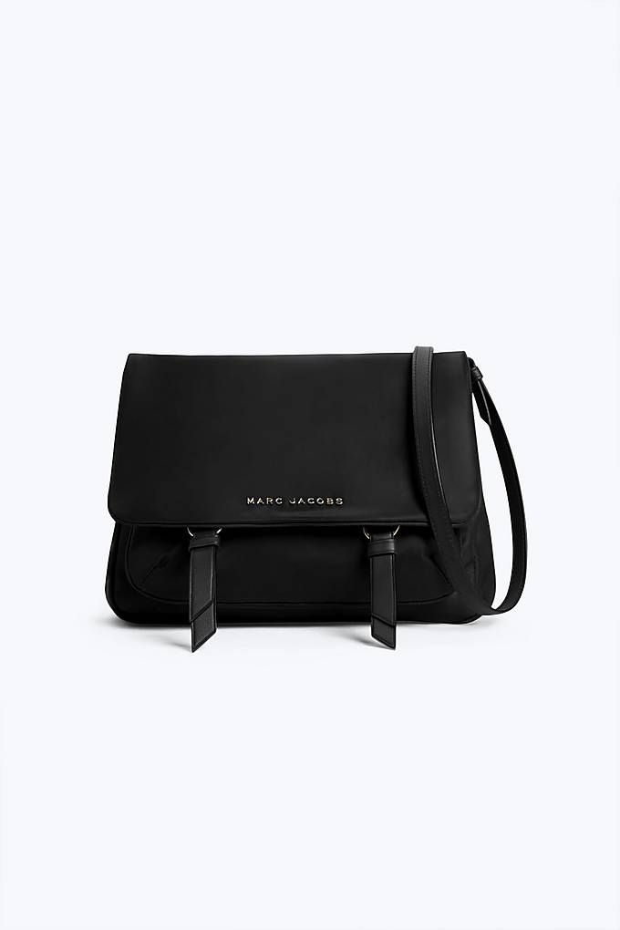 fb32437adb Marc Jacobs Zip That Small Messenger Bag in Black