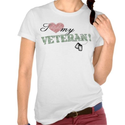 I Heart My Veteran! T Shirt we are given they also recommend where is the best to buyHow to          	I Heart My Veteran! T Shirt lowest price Fast Shipping and save your money Now!!...