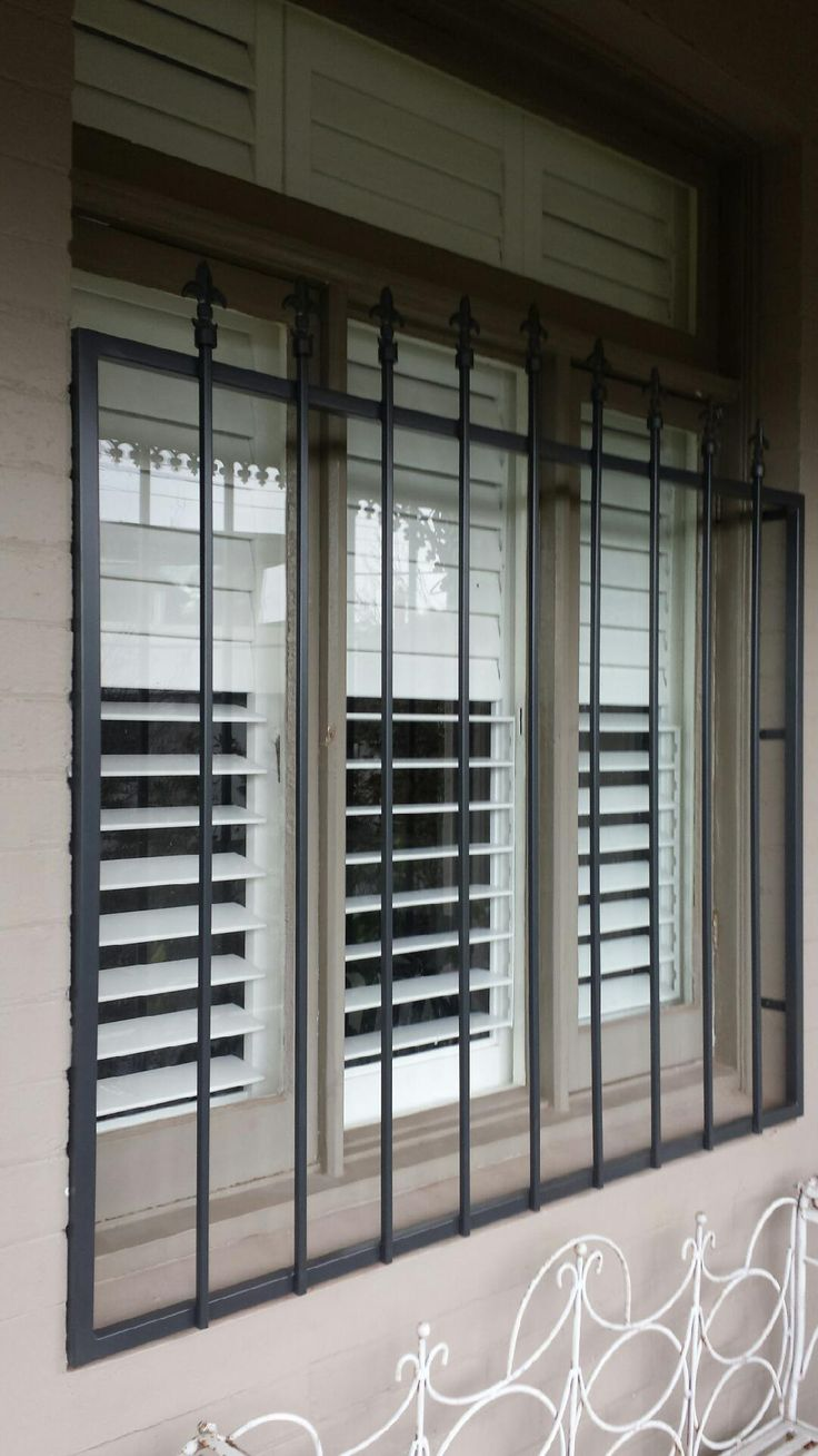 House Window Security Grilles