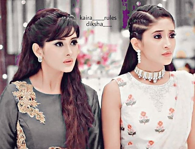 Be nice to your sister. Your friends will come & go but u'll always have ur sister.. #naira #Gayu #yrkkh