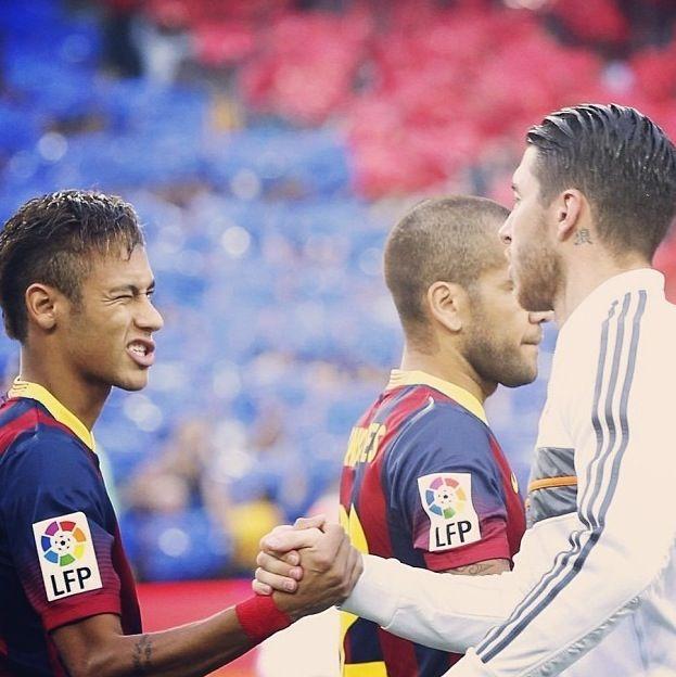 Preseason Friendlies Wrap Guardiola Vs Barcelona Wins: Sergio Ramos And Neymar Jr Real Madrid Vs FC Barcelona El