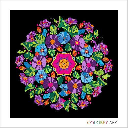 295 best Coloring with Coloring Apps images on Pinterest