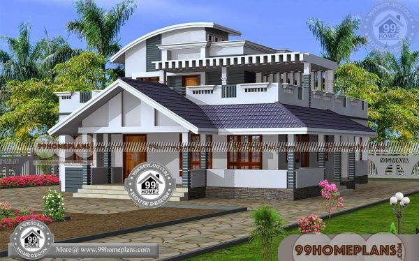 Ultra Contemporary House Plans 60 2 Storey House Design