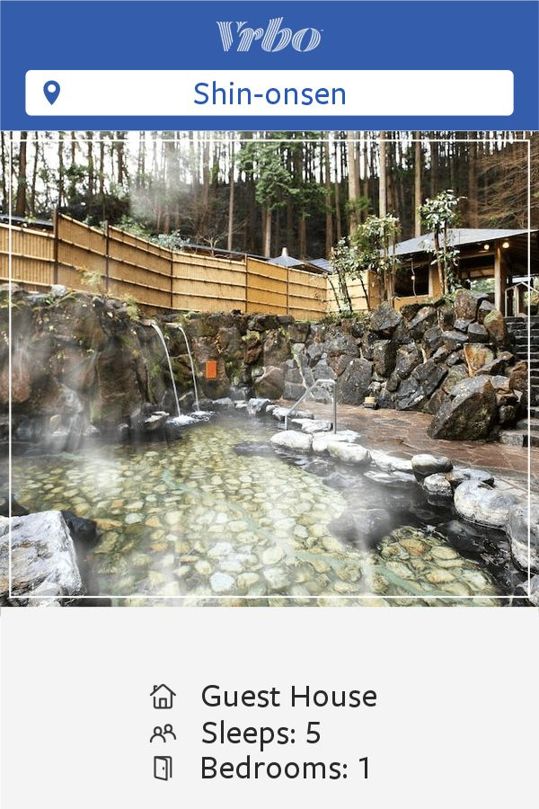 Vacation Guest House in Shin-onsen