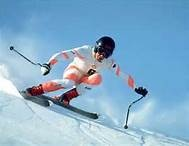 1984 Winter Olympics - Bill Johnson became the first American to win an Olympic downhill event.