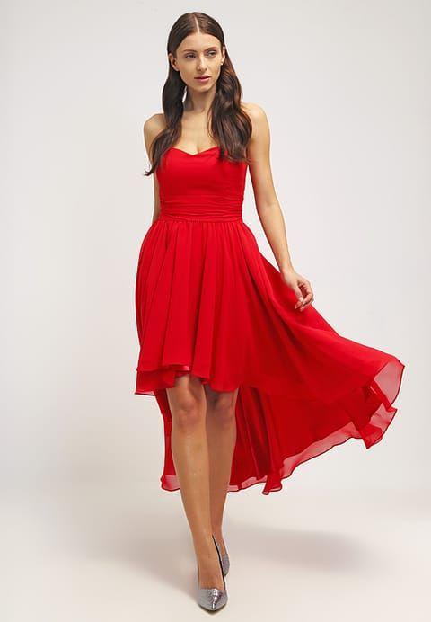 Suknia balowa - kaminrot