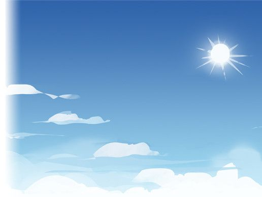 Cartoon Skybox - Sunny #tCubedLibrary #PAID #v_UNKNOWN