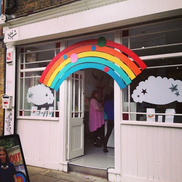 Sign up to their newsletter as their sample sales are AMAZING!! Tatty Devine in London, Greater London