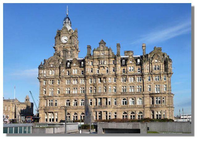 Balm Hotel Edinburgh See You In January