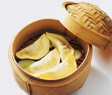 Recept: Asiatiska pastaknyten (variant på dumplings)