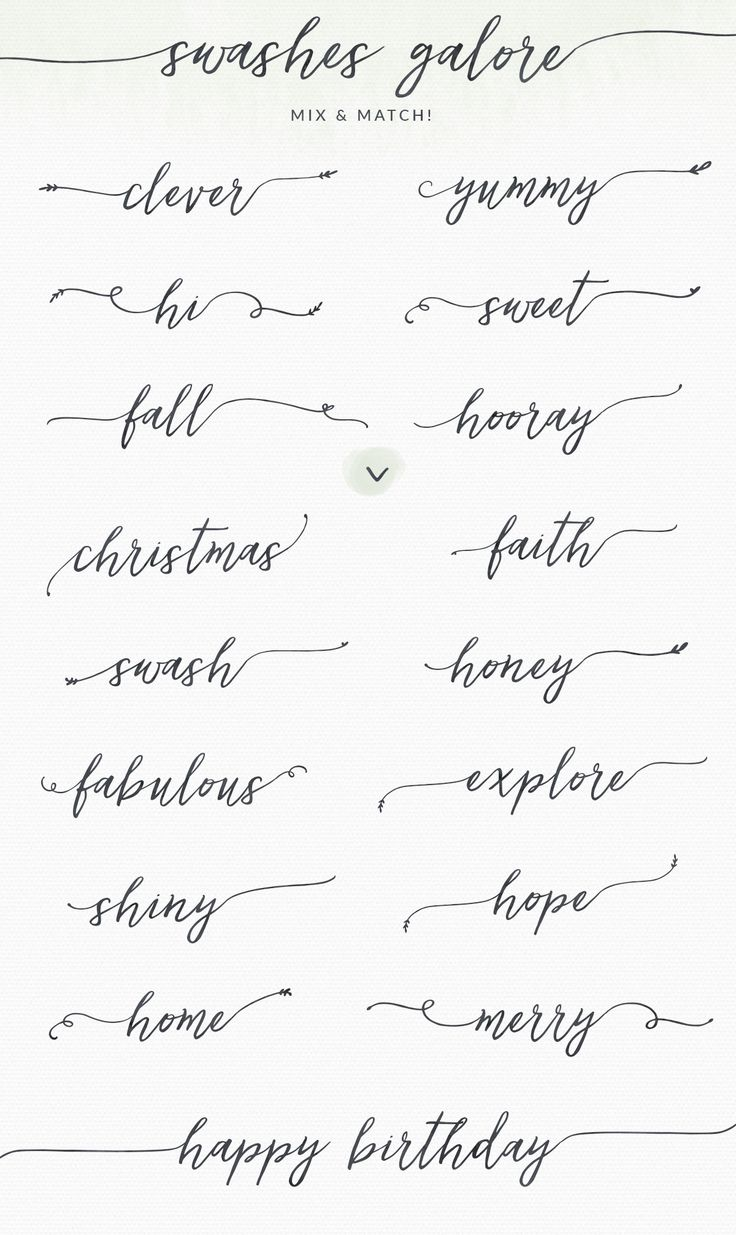 Lovefern Font + SWASHES by Angie Makes on @creativemarket
