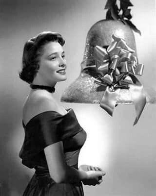 Hollywood Xmas Patricia Neal