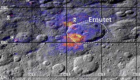The Dawn spacecraft has detected organic compounds on the dwarf planet Ceres. The post Scientists Find Organics on Ceres appeared first on Sky & Telescope.