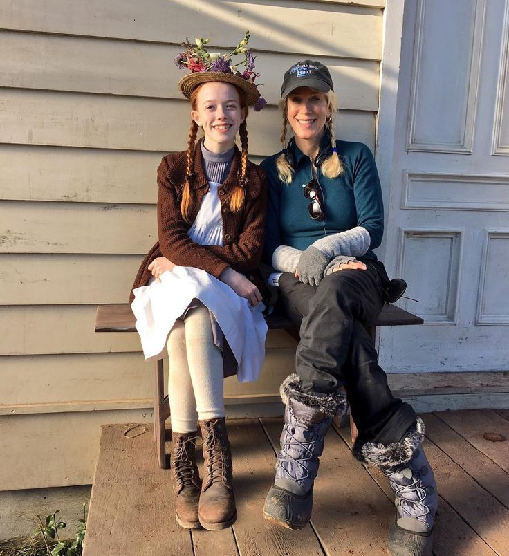 "Kudos to these two women, Amybeth McNulty for her wonderful Anne and especially, Moira Walley Becket, creator extraordinarie for bringing us ""Anne"" (2017) - <3 <3 <3"