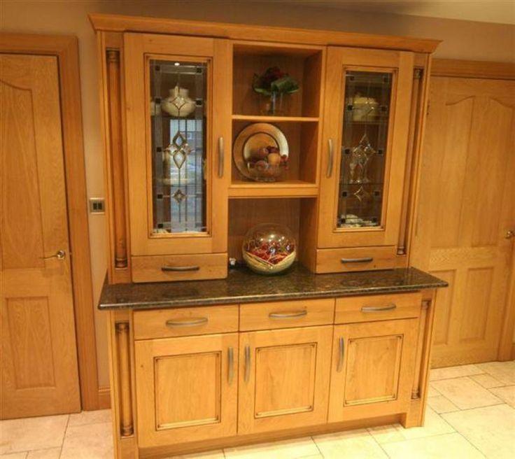 oak dresser http://www.pauljameskitchens.com