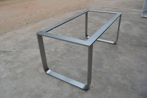 28 Table Base Metal Table Legs Industrial Style Woodworking