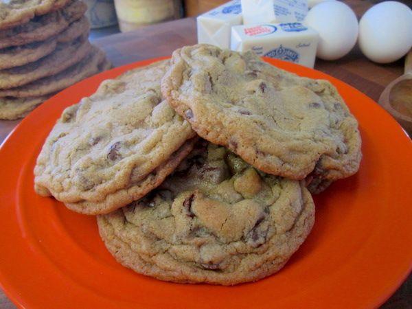 Top Secret Recipes   Mrs. Fields Chocolate Chip Cookies Copycat Recipe